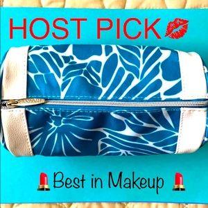 💋HP 6/13💋Cylinder Lancôme MakeUp Bag- BNWT